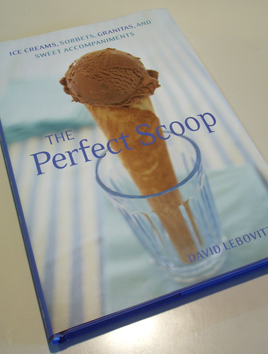 The Perfect Scoop by David Lebovitz by Table For Three
