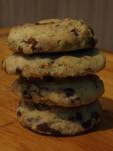 Chocolate Chip Cookies from Classic Confections