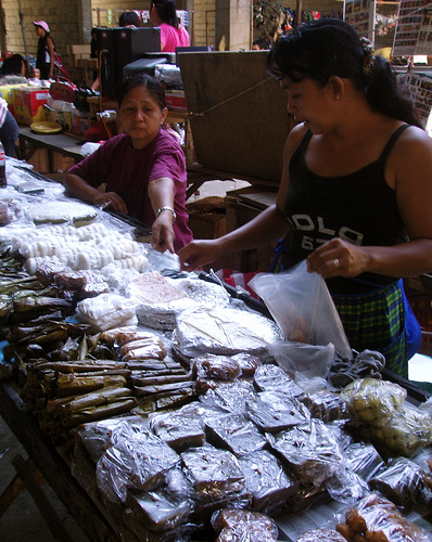 The Travelling Table: Paoay Market by Table For Three