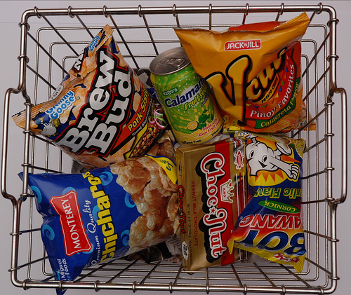 Table Conversation: Pinoy Snacks