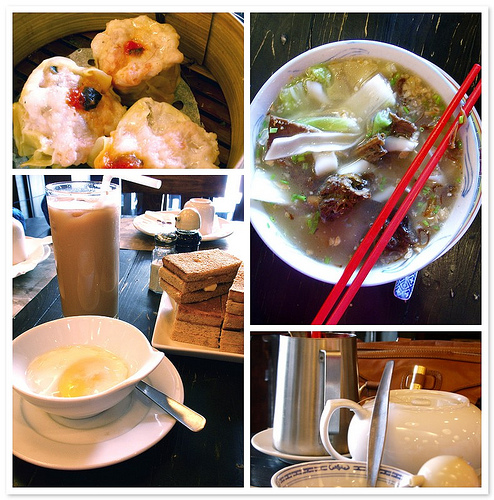 The Breakfast Club: Old Chinatown Kopitiam