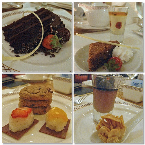 Tsokolate Ah: The Chocolate Buffet at The Peninsula Manila