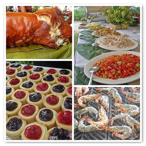 Scenes from a Lechon Eyeball