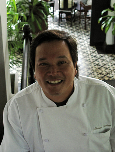 On The Table: Chef Tonyboy Escalante