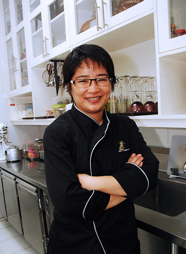 Chef Giney Villar of Adarna Food and Culture