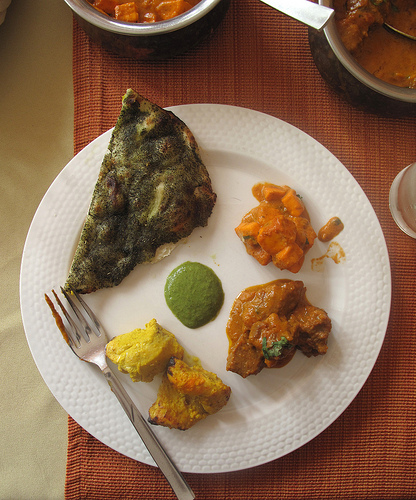 Eating Indian: Queens of Earthly Delights
