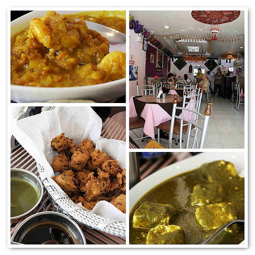 Eating Indian: Swagat