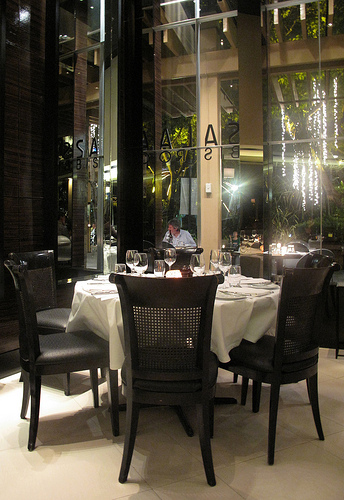 Table Suggestions: Sala Bistro
