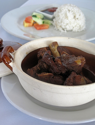 Bak Kut Teh from Restaurant Uno