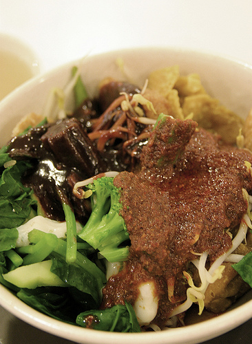The Travelling Table: Yong Tau Foo