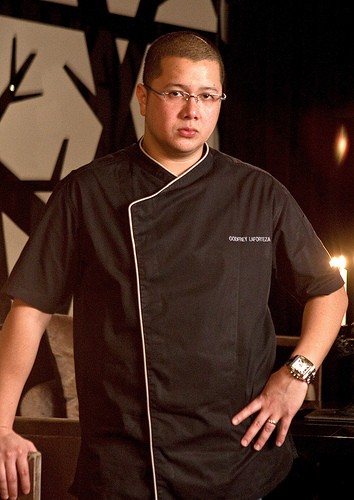 On the Table: Chef Godfrey Laforteza