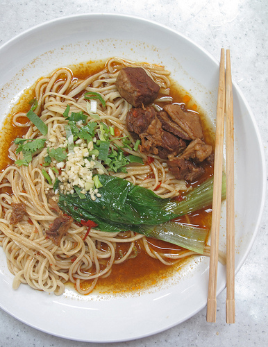 Table Suggestions: Beijing Hand-Pulled Noodles